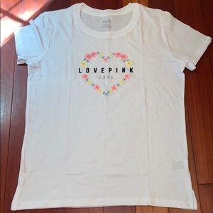 New PINK t shirt